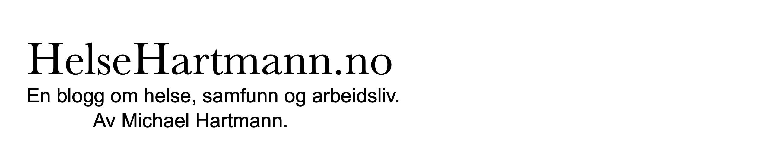 HelseHartmann.no